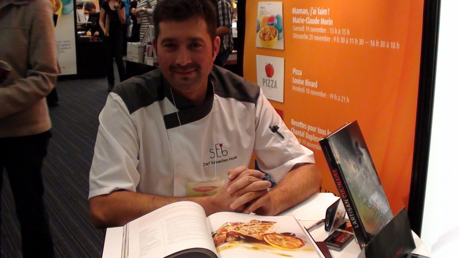 Montreal157 grand livre de cuisine l 39 artisan culinaire - Livre cuisine grand chef ...