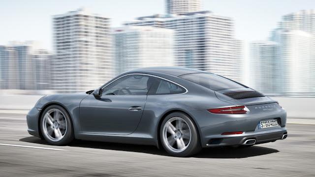 Porsche 911 não terá Android porque o Google é muito exigente