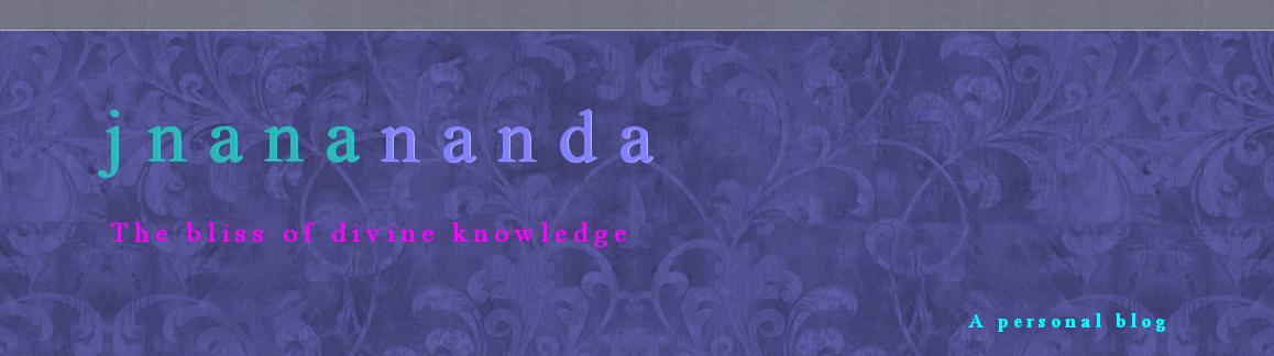 jnana · nanda