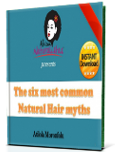 The six most common Natural Hair myths.