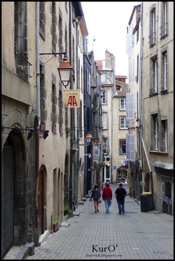 Le blog photos de kuro 39 centre ville de clermont ferrand - 5 chambres en ville clermont ferrand ...