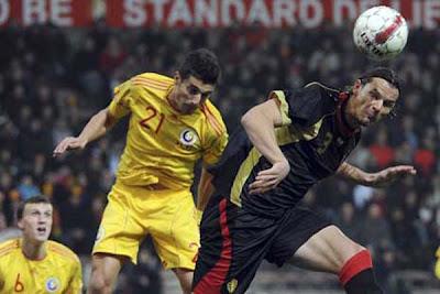 Belgium 2 - 1 Romania (3)