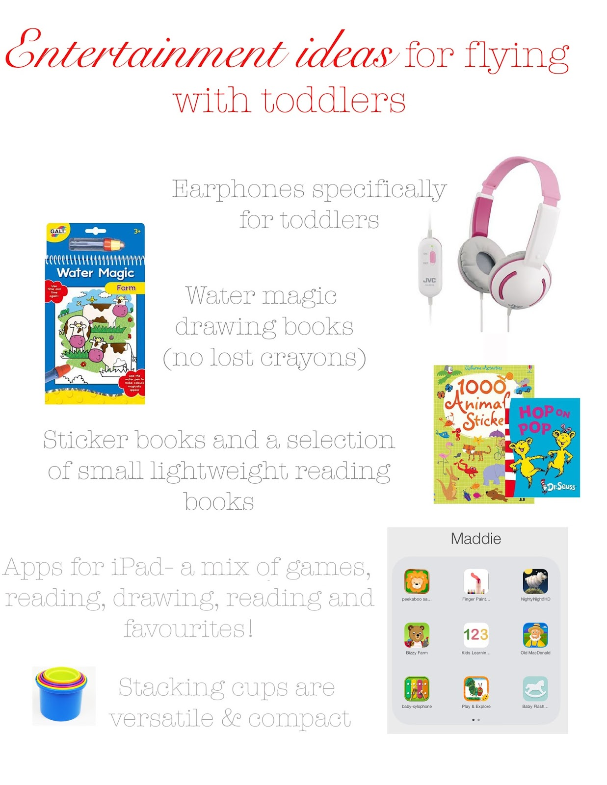 meg-made Golden entertainment ideas for flying with toddlers