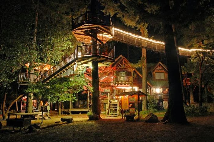 Kool fun info the most beautiful house in the woods for Most amazing houses