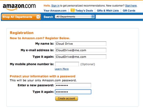Technology Amazon Cloud Drive