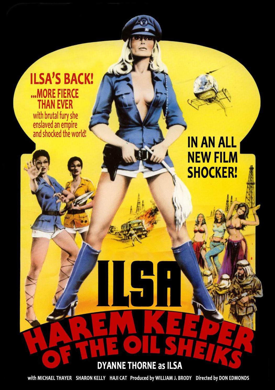 Ilsa: Harem Keeper of the Oil Sheiks