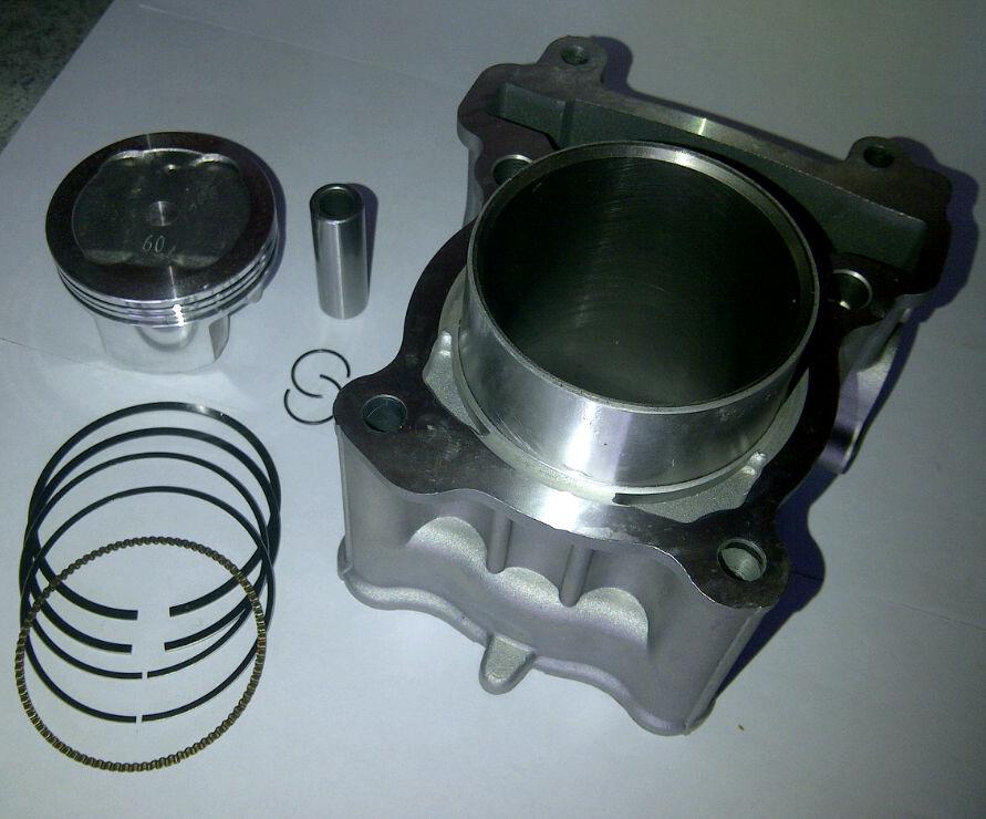 MX135 bore up kit 60mm title=