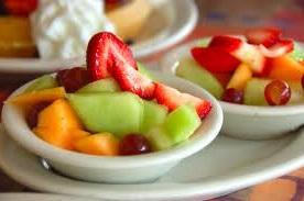 Замените сладости фруктами