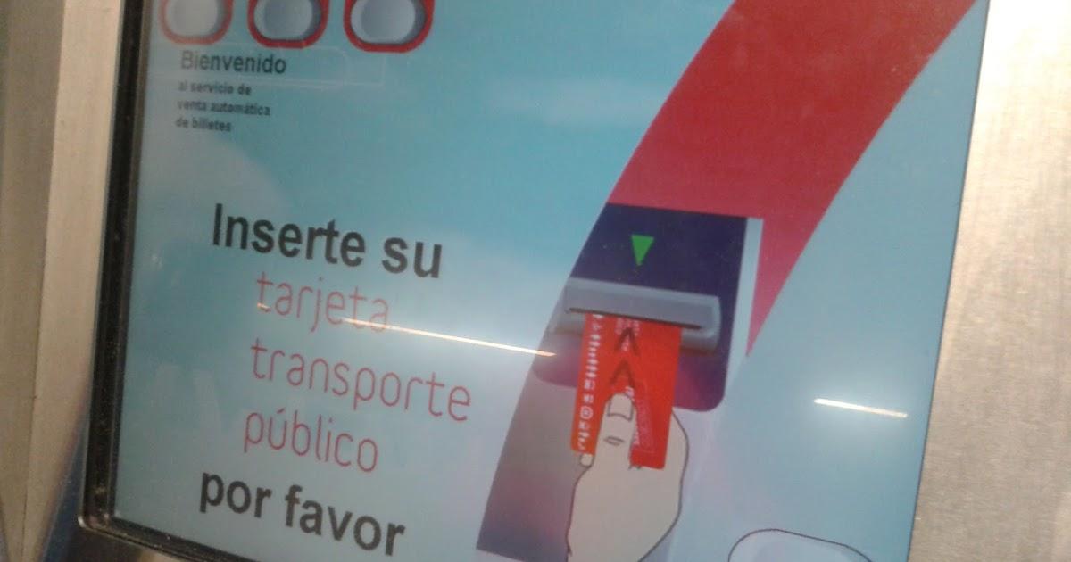 Nosolometro como se consigue la nueva tarjeta de transporte for Oficina abono transporte