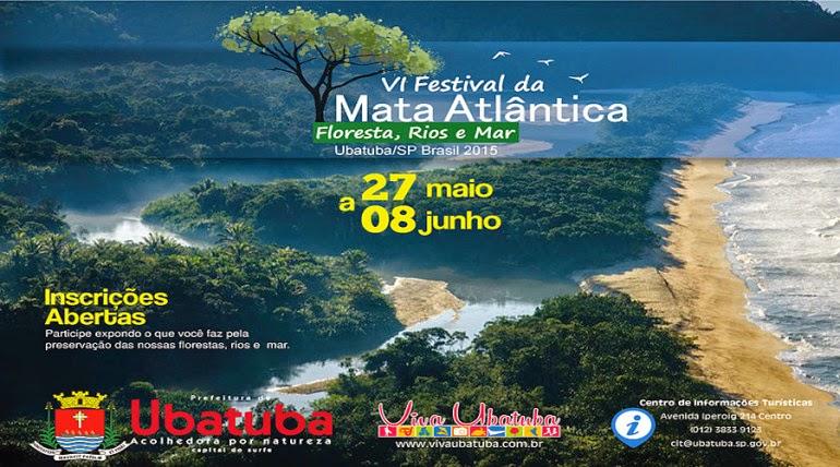 VI FESTIVAL DA MATA ATLÂNTICA