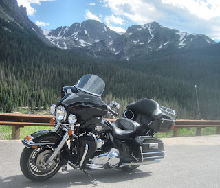 The Ride - Nokhu Crags - Hwy 14, CO