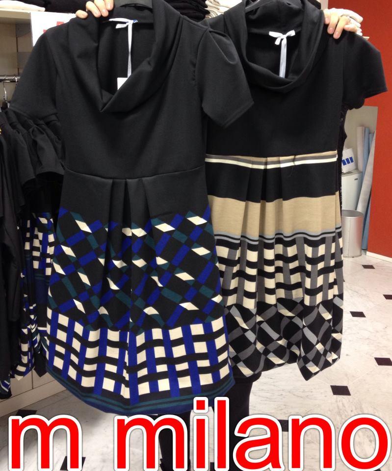 c93939efaf6f Un bell acquisto che sono felicemente riuscita a portare a termine è stato  un abito che sembra fatto su misura per i miei gusti del brand M Milano.