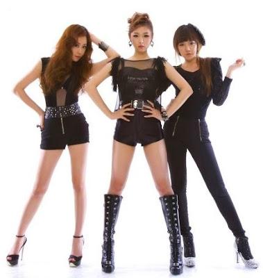 Woman Power members Kpop