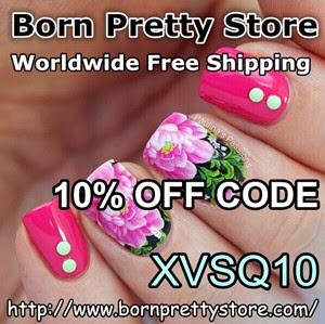 Få 10 % rabat på Born Pretty Store