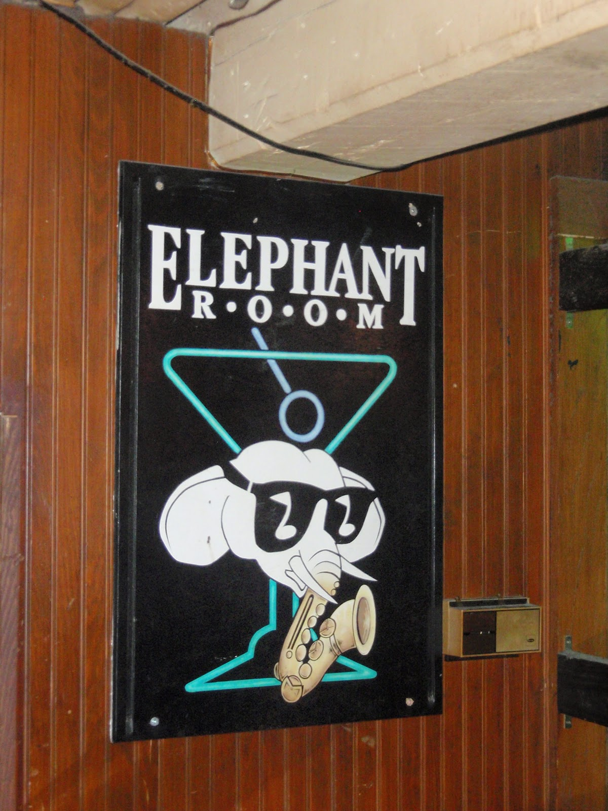 Clanging Bell: A Little Jazz, a Little Elephant Room and a Lot of ...
