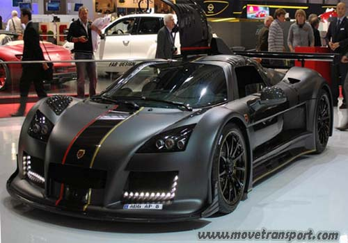 Gumpert states itself financially troubled