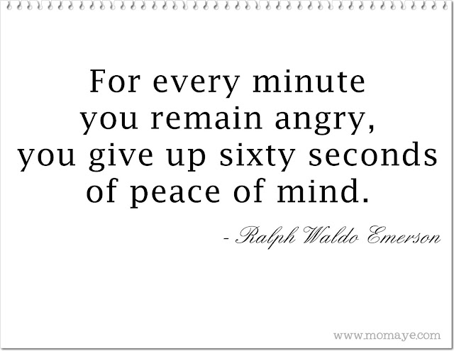 daily inspiration sixty seconds of peace of mind