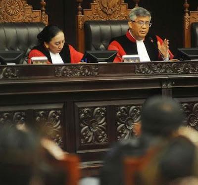 Pasca Pilgub Bali :Hari ini Pembacaan Putusan MK