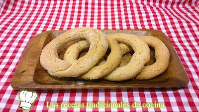 roscas de san blas rosquillas