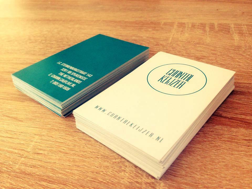 Mijn visitekaartjes my business cards chantal keijzer design my business cards reheart Image collections