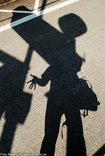 shadow, skugga, funny, rolig, resenären, the traveller, foto anders n