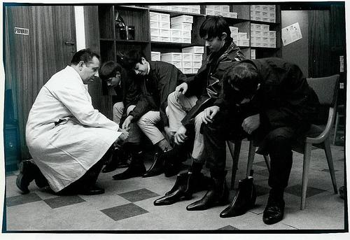 Осенний гардероб: chelsea-boots | TWIG-