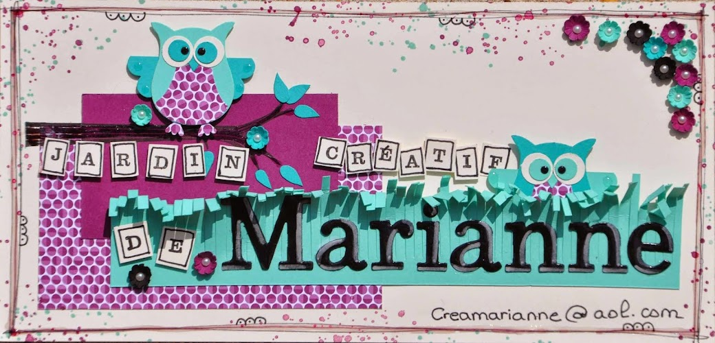 Jardin Créatif de Marianne