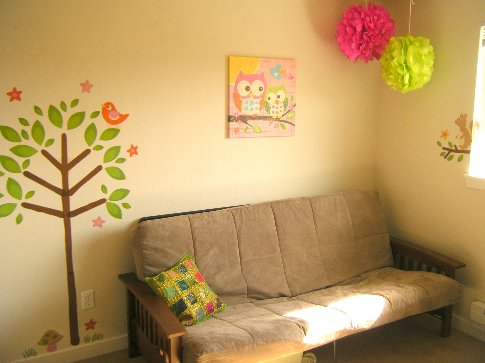 You Seriously Made That!?: Nursery Reveal... on a dime