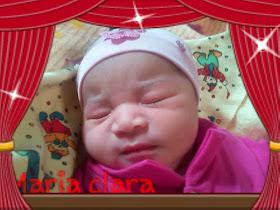 Minha netinha linda!