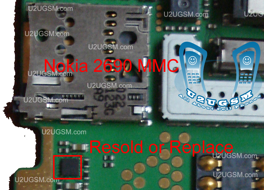 cell firmware nokia 2690 mmc problem solution jumpers ways rh samsung pardeep blogspot com nokia 2690 full circuit diagram Nokia 3120C