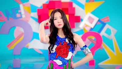 CLC Yujin from Like MV