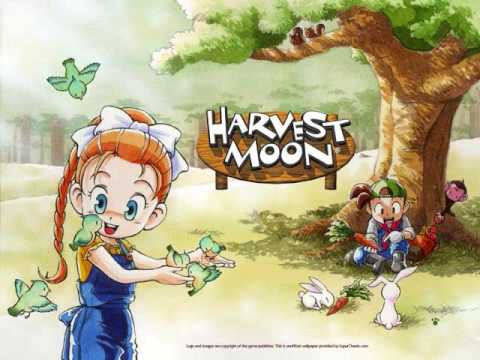 Sekilas Tentang Game Harvest Moon Back to Nature