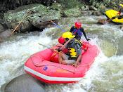 Arum Jeram Sungai Cidahu