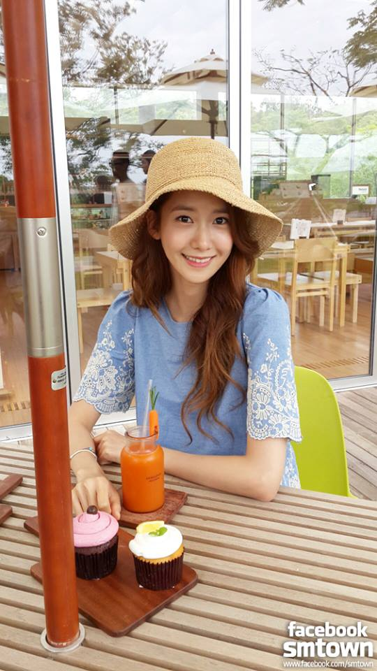 [Official Pictures] 130616 Yoona for Innisfree