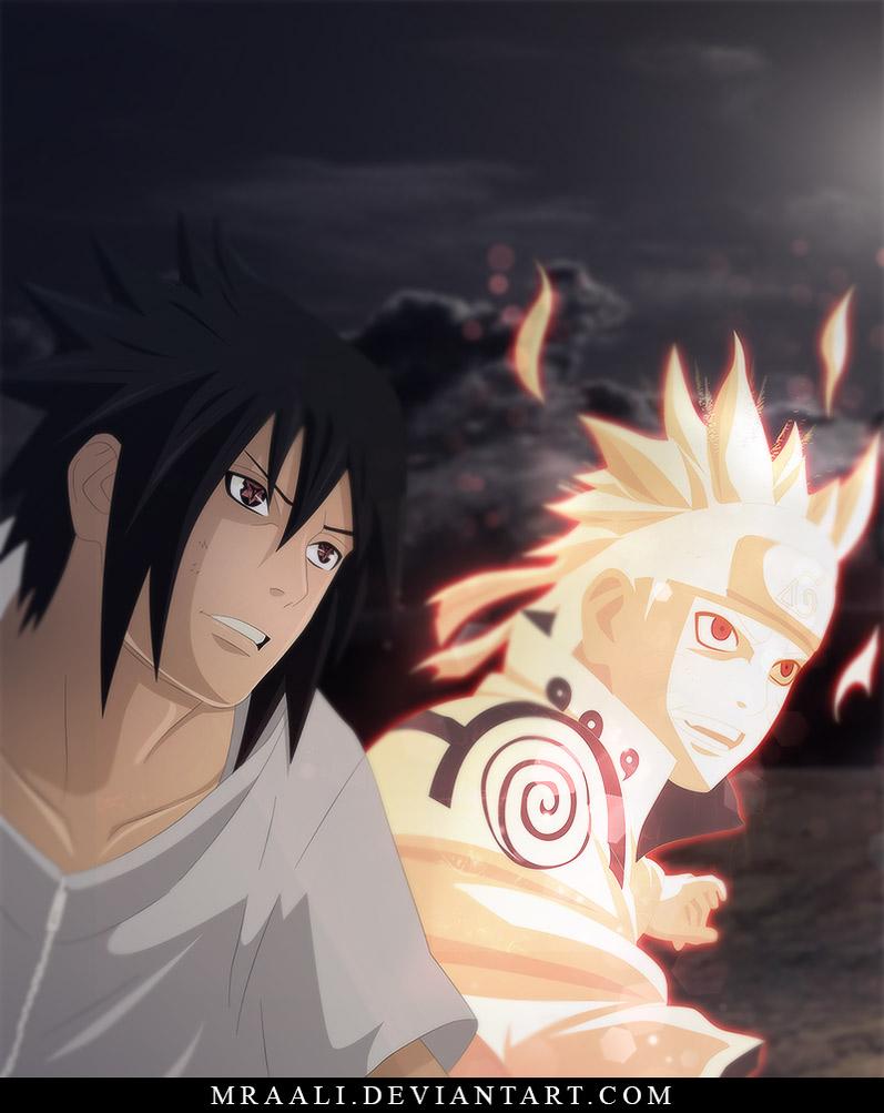 Naruto chap 647 Trang 24