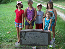 Our Tours Are Kid-Friendly -- just ask the Lyons and Scales Cousins!!!