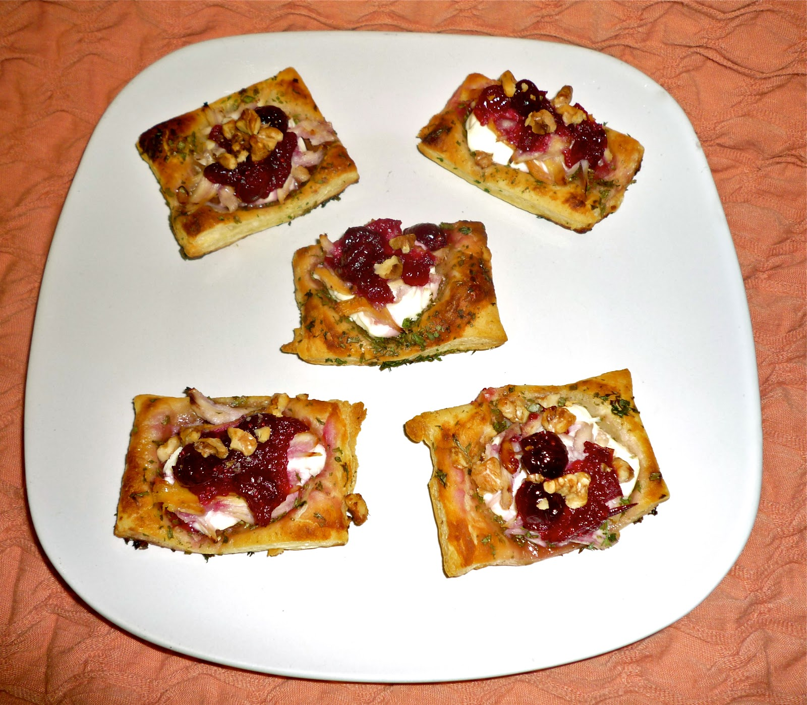 The weekend gourmet a simple and elegant thanksgiving appetizer