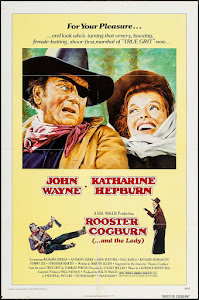 Rooster Cogburn Poster