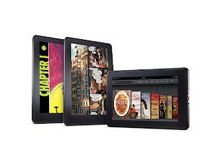 Новый планшетник Kindle Fire от Amazon