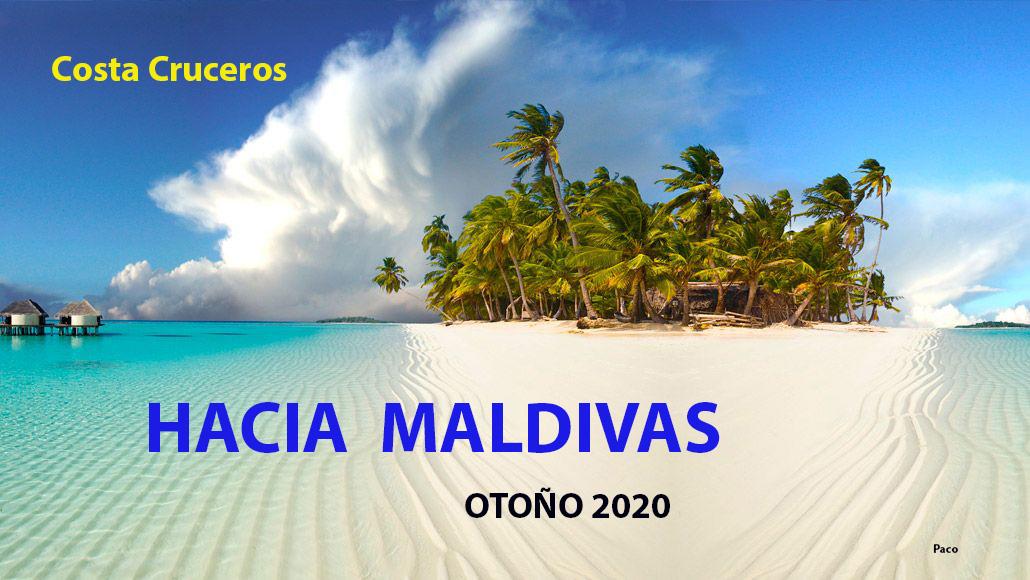 HACIA MALDIVAS