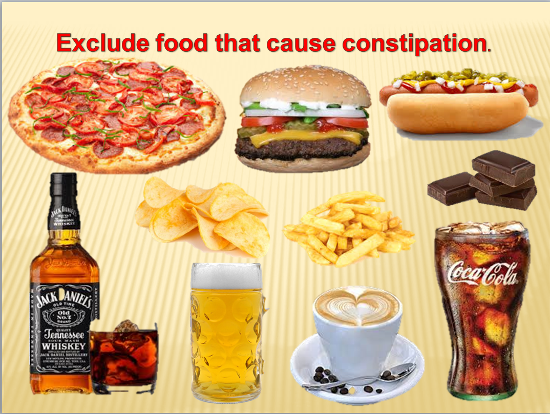 Can Drinking Cuase Constipation