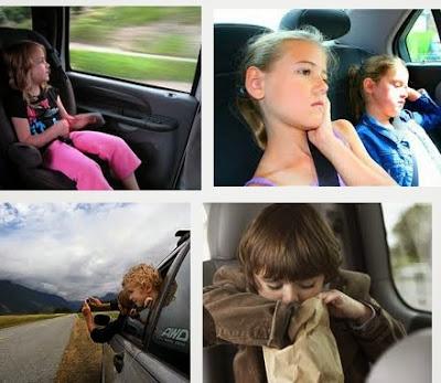 6 Cara Mencegah Mabuk Perjalanan
