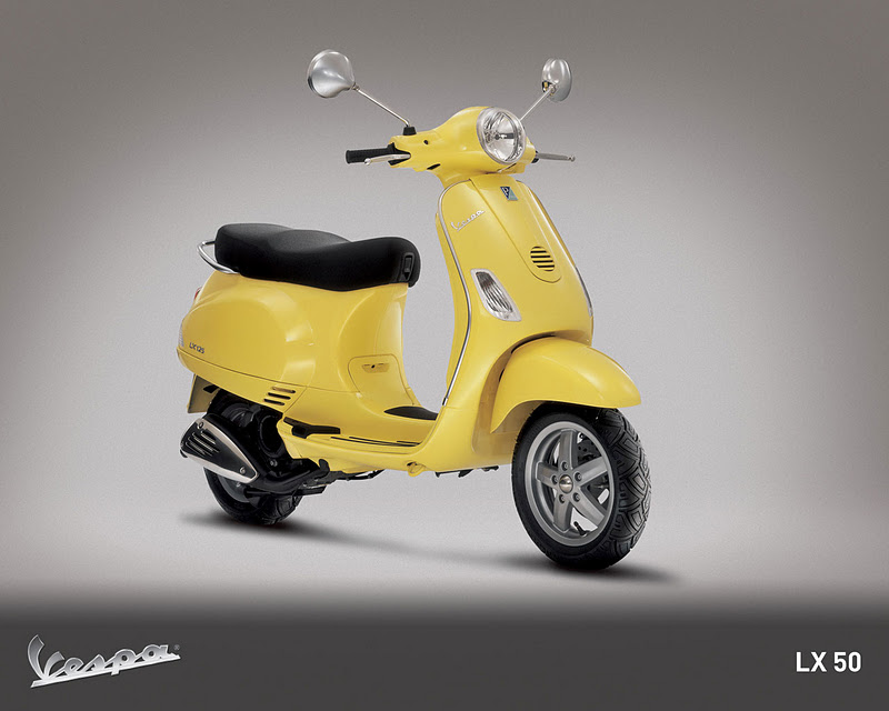 2012 vespa lx 50 and vespa lx 150 best scooter motorboxer. Black Bedroom Furniture Sets. Home Design Ideas