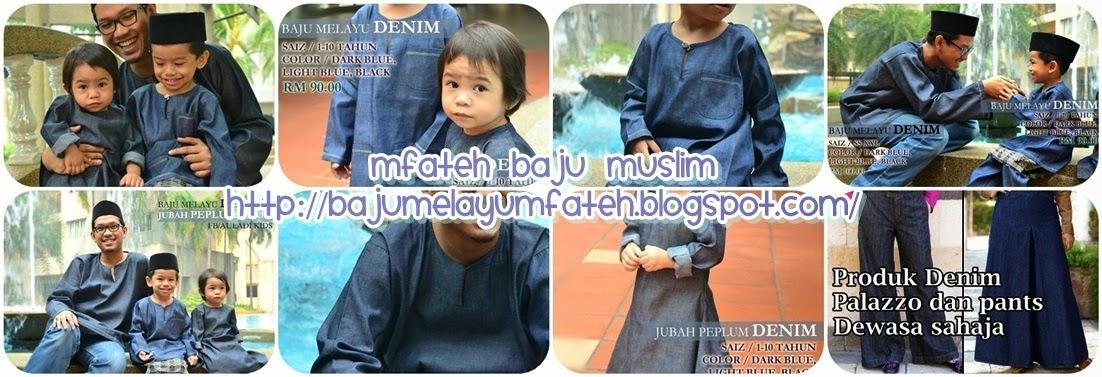 Koleksi Baju Muslim