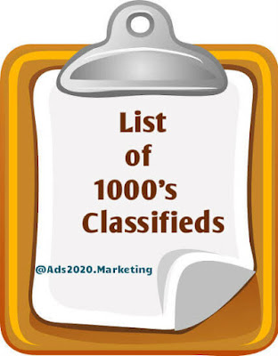 free-classifieds-list-@Ads2020.marketing