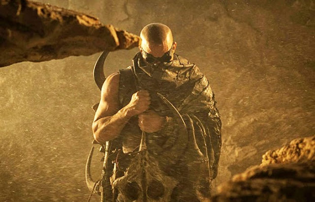 Riddick | 2013 | Movie Review | Film Review | SHELF HEROES