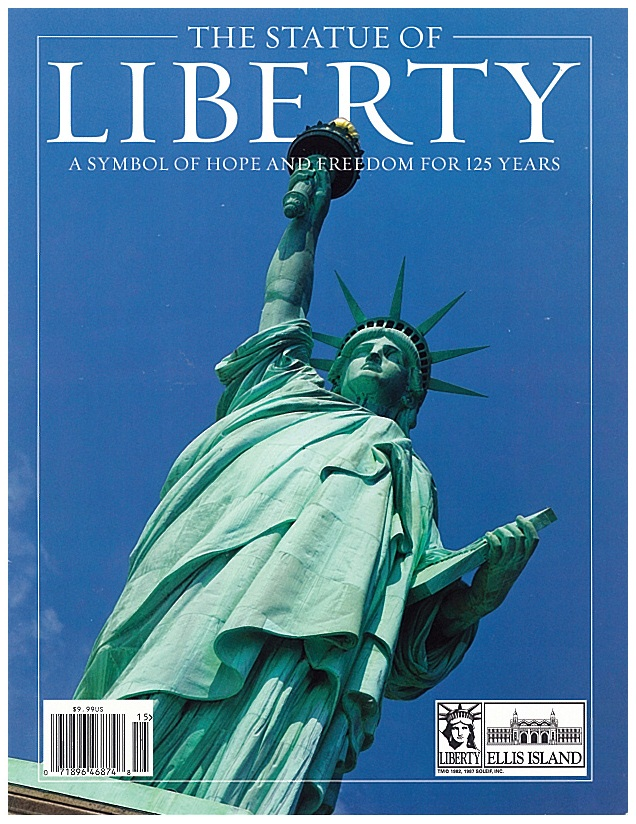 Statue of Liberty Book Celebrates 125 Years | The New York History ...