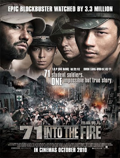 Ver 71: Into the Fire (2010) Online