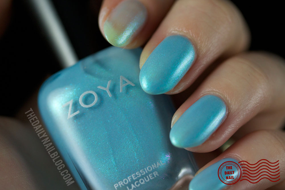 Zoya Rayne Swatch - Zoya Delight 2015 Collection - 2