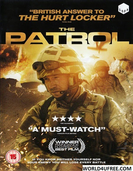 The Patrol 2013 DVDRip 300mb